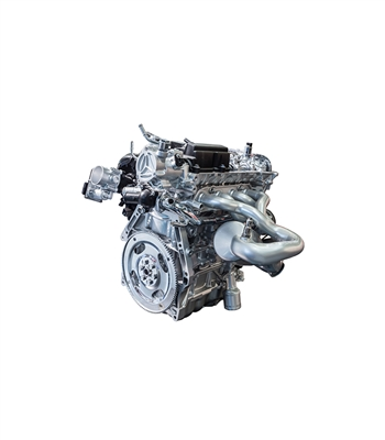 Performer Hi-Torq Single Dual-Quad Crate Engine